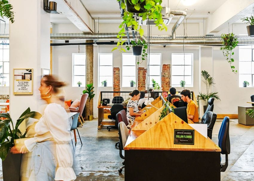 Serendipity puts WOTSO in a sweet spot for the flexible work revolution