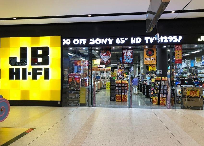 JB Hi-Fi cracks half a billion in profits