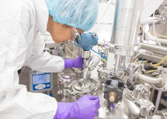 Flu vaccine record for CSL as profits rise 13 per cent