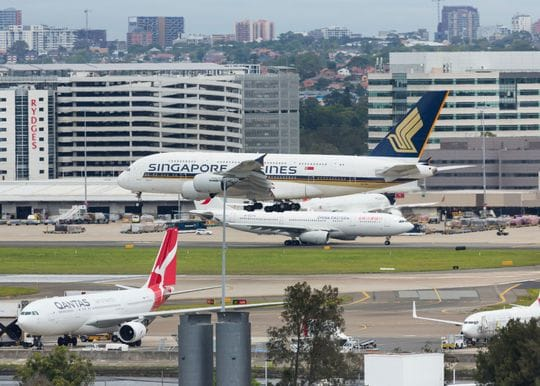Sydney Airport's $97m interim loss keeps hostile bid on the radar