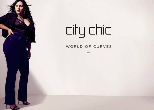 City Chic Collective results curve upward