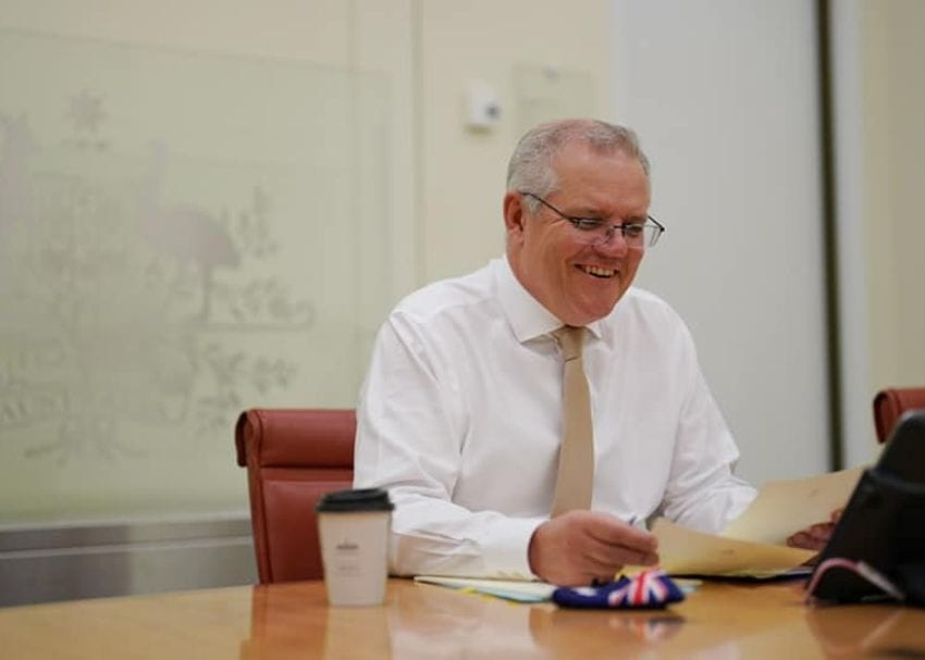 """""""From Downing Street to Down Under"""": Australia secures 4 million Pfizer doses from the UK"""