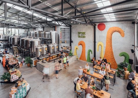 Beverage giant Lion acquires Stone & Wood owner Fermentum