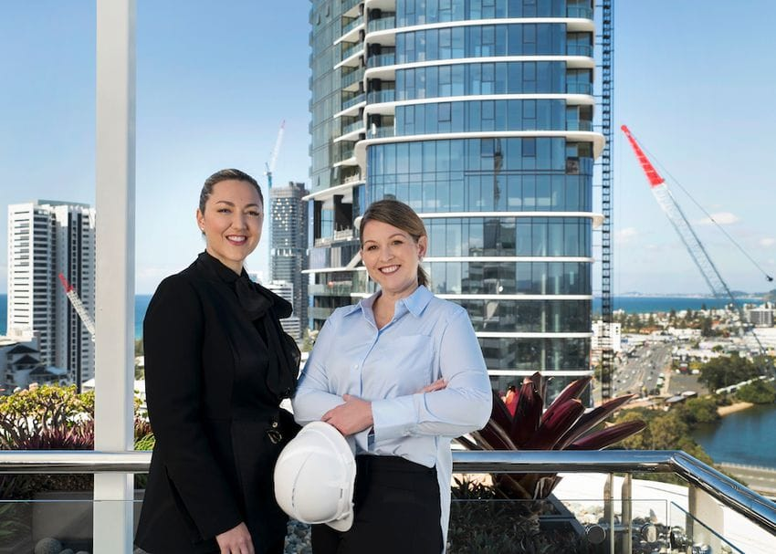 The Star's new $400m Gold Coast tower tops out