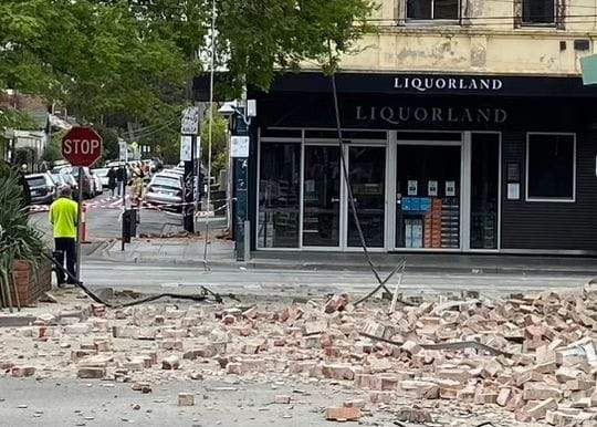Victoria hit with magnitude-5.8 earthquake, felt as far as Sydney and Adelaide