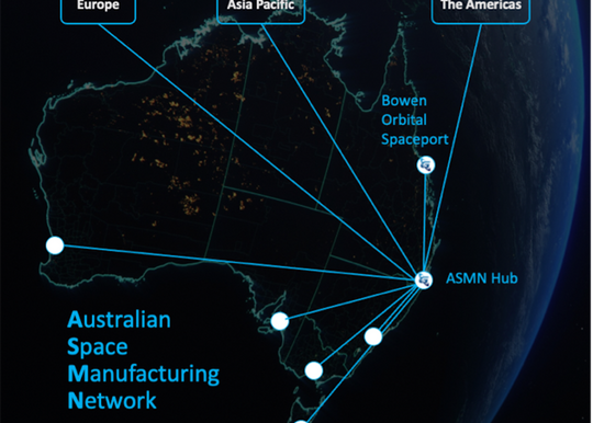Gilmour Space Technologies spearheading $150m space industry project