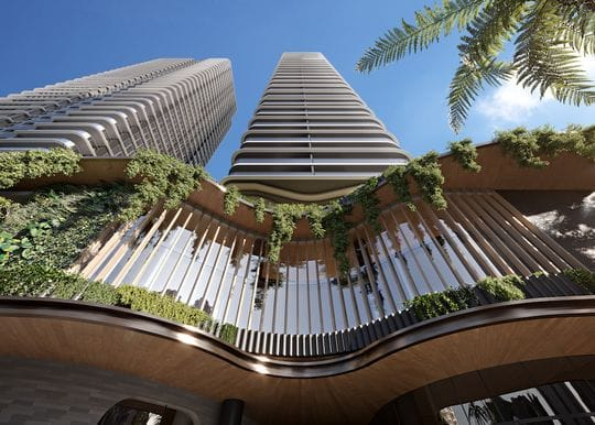 Iris Capital dives into Gold Coast market with $800 million two-tower project