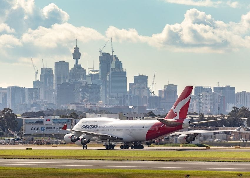 """Delta outbreak """"halted"""" Australian airline recovery, ACCC reports"""