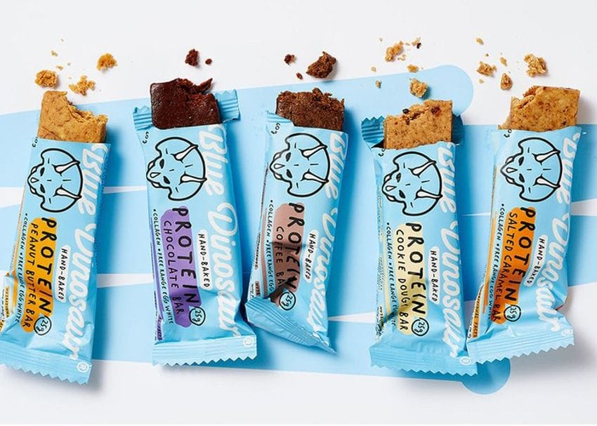 Forbidden Foods bags plant-based snacking company Blue Dinosaur for $4m