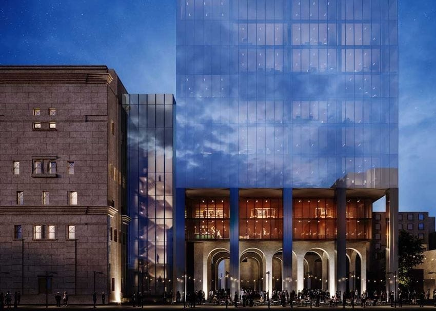 Freemasons give tick of approval for $120m Adelaide tower