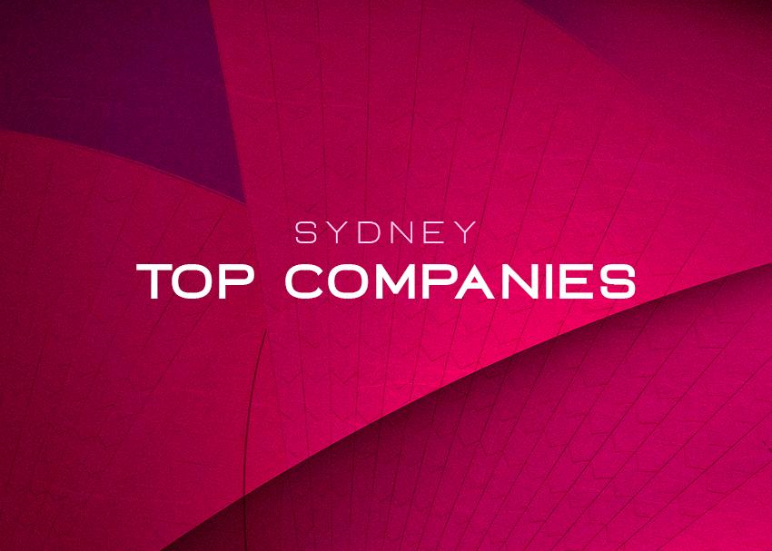 Sydney Top Companies revealed