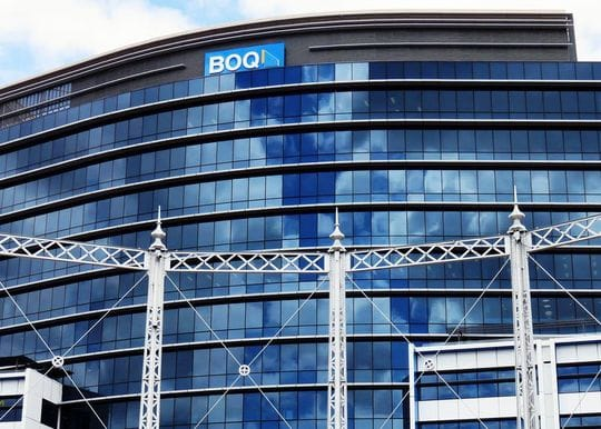 BOQ profits more than triple during bumper year for cash earnings