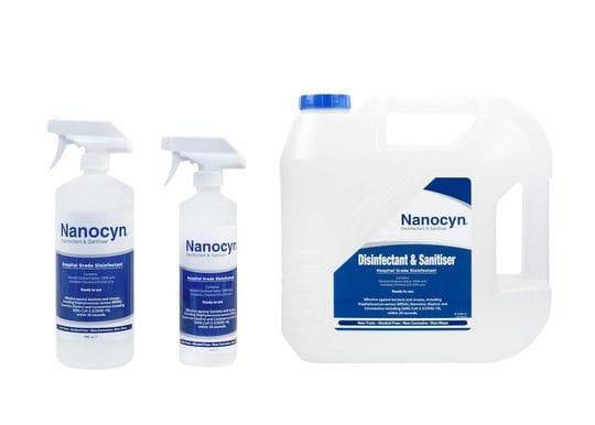 TGA approves 15-second COVID-19 killer Nanocyn