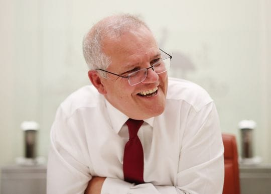 PM throws cold water on new NSW Premier's 'opening to the world' plan