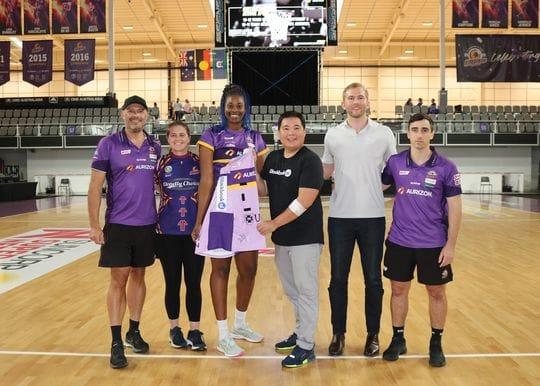 Netball Queensland and Queensland Firebirds announce official technology partner, Blackbook.ai