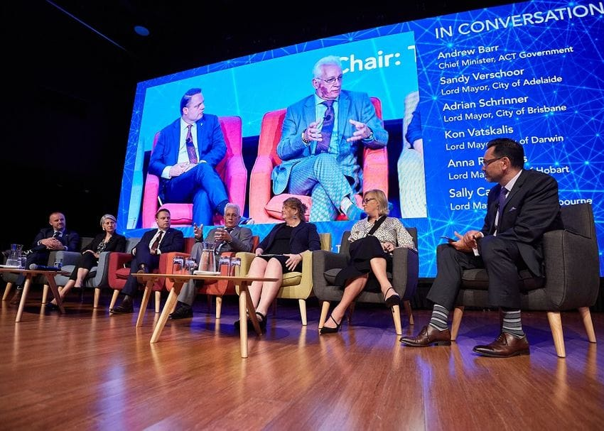Former US presidential candidate and Gold medallist to headline Brisbane's 2021 Asia Pacific Cities Summit