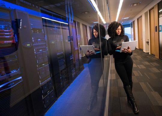 How do we break through the digital frontier?