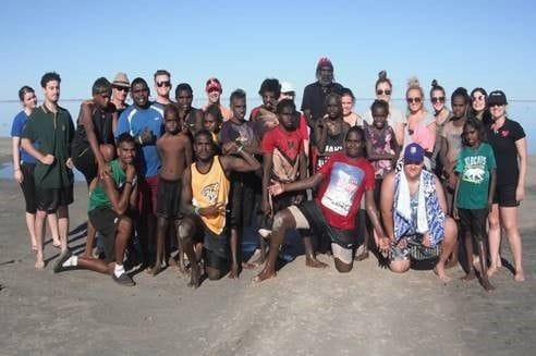 Volunteer Programs Thriving at Balgo