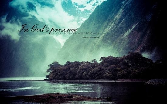 Prayer in God's Presence