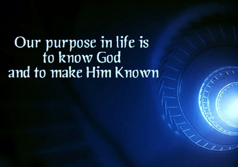 Prayer for Purpose