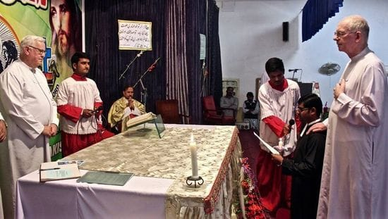 New De La Salle Brother takes his final vows in Pakistan