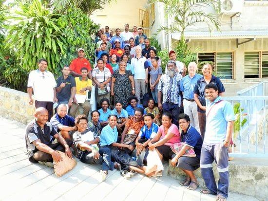 Lasallian Family Retreat in PNG