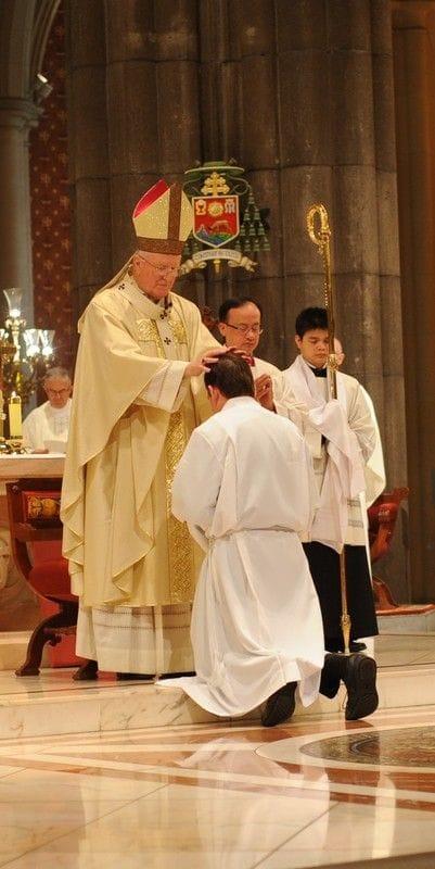 De La Salle Malvern Teacher Ordained a Permanent Deacon