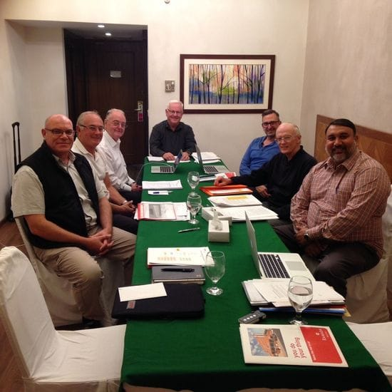 First ever District Council meeting and Silver Jubilee Celebrations in Pakistan