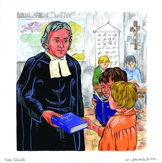 Prayer for Teachers Before School