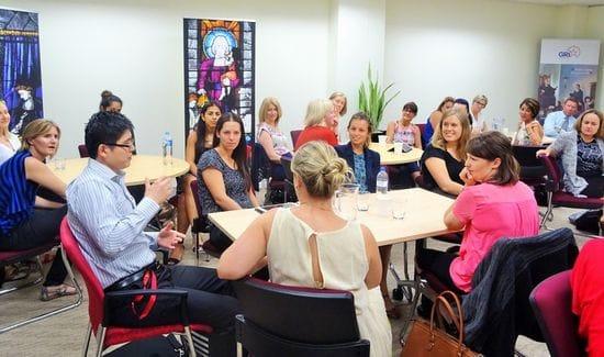 Provincial Office hosts Catholic School-Lasallian Heritage program