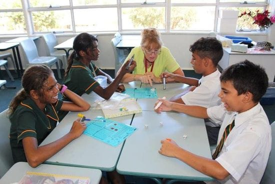 An Inclusive Approach to Indigenous Education at Middle Swan