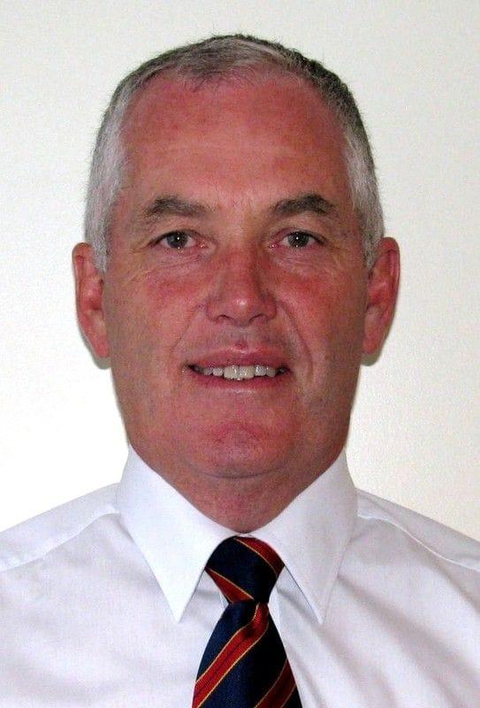 Dedicated Lasallian Principal: Martin Chamberlain
