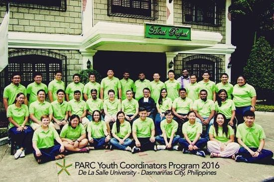 Young Lasallian Coordinators unite at Conference in Manila
