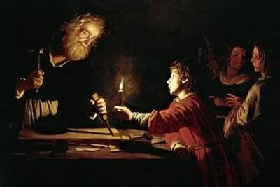 The Example of St Joseph
