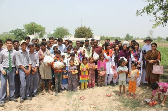 Lasallian Outreach to Bonded Workers in Pakistan