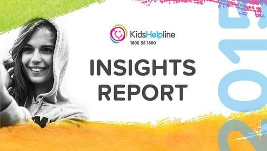 New report highlights strengths of Kids Helpline