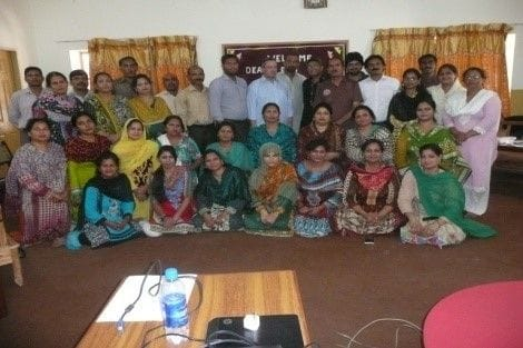 Seminar for new Lasallian teachers in Pakistan