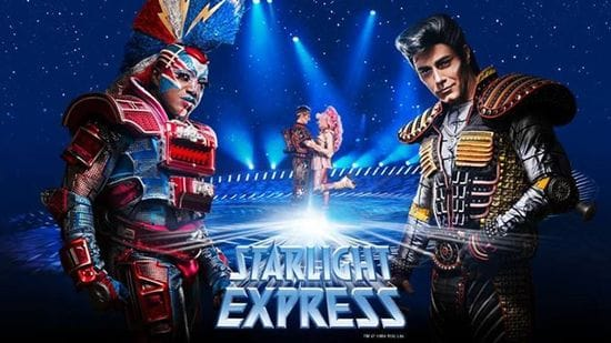 Oakhill College makes history with Starlight Express