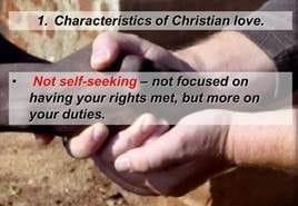 Christian Love
