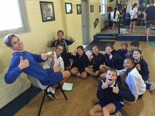 Lasallian youth ministry team praised for landmark Confirmation Retreat