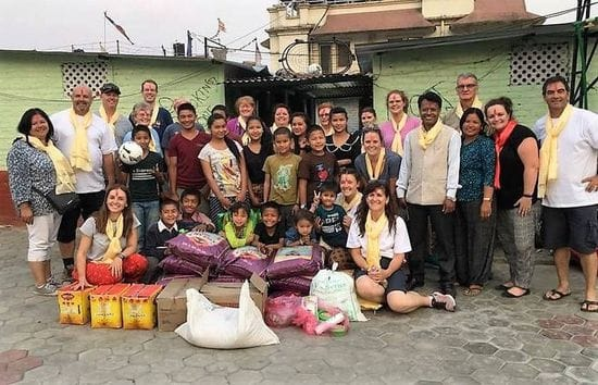 James Sheahan Catholic High rallies behind Nepal Orphanage