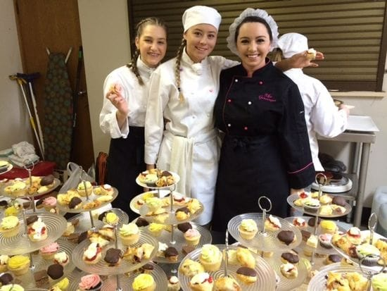 Lasallian and Mercy High Tea in Cronulla