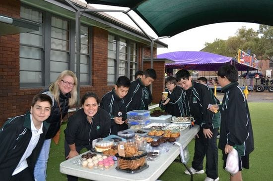 Mission Action Day at La Salle College Bankstown
