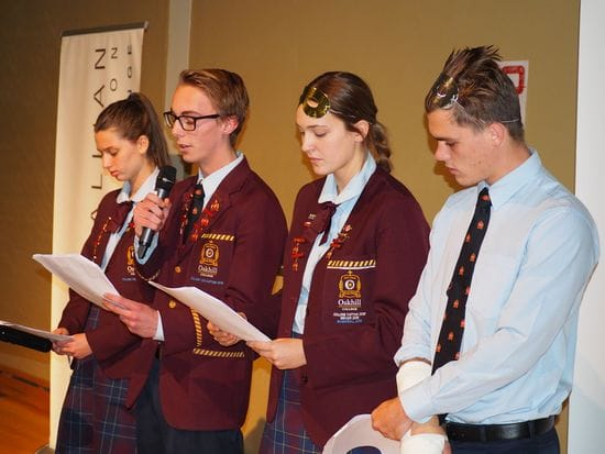 Oakhill College launches 80 for 80 Mission Action Campaign