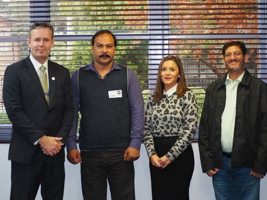 De La Salle Brother Principals from Pakistan forging closer ties with Australian schools