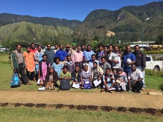NZ Lasallian teachers engage in exchange program in PNG