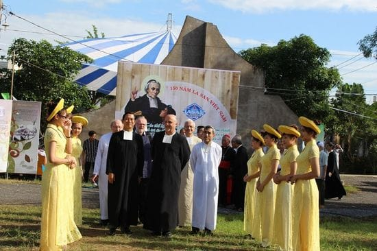 Celebrations marking 150 years of the Lasallian Mission in Vietnam