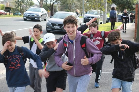 Mission Action Walkathon for PNG