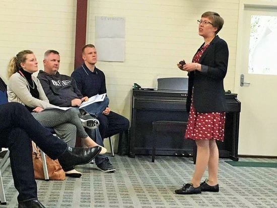 Lasallian formation team leads Staff Spirituality Day at Caringbah