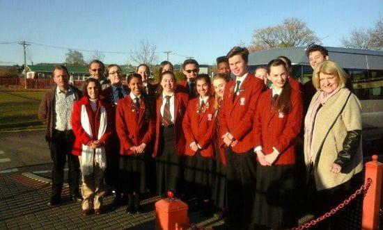 John Paul College Rotorua wins the Chanel Shield